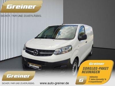 gebraucht Opel Vivaro Cargo Edition M 1.5 PDC | KLIMA | DAB |