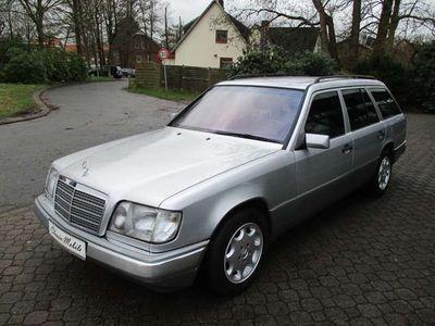 gebraucht Mercedes 320 E T W124 HU 102020LederKlimaeSDAHKSHZAutom.