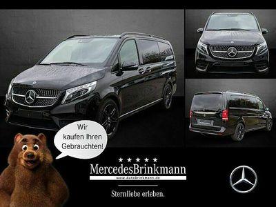 gebraucht Mercedes V300 AVANTGARDE Edition 2020 AMG Line/Navi/LED