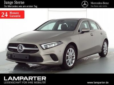 gebraucht Mercedes A220 Kompaktlimousine