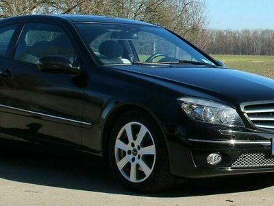 gebraucht Mercedes CLC180 Kompressor Automatik
