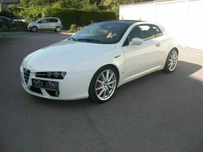 gebraucht Alfa Romeo Brera Alfa2.4 JTDM 20V TI 19 ZOLL SKY VIEW Q2