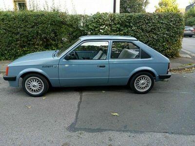 gebraucht Opel Kadett D