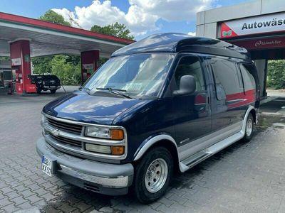 gebraucht Chevrolet Express 1500 Benzin/LPG