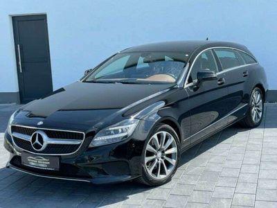 gebraucht Mercedes CLS220 CLS 220BlueTEC*9G*SPORT-PAKET*1HD*EUR6*NAVI*LED