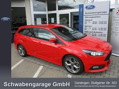 used Ford Focus Turnier 2.0 TDCi ST