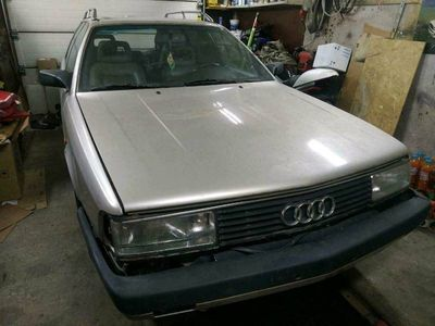 gebraucht Audi 200 20V Avant Quattro als Limousine in Edemissen