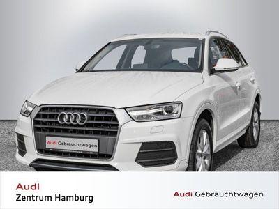 gebraucht Audi Q3 Design 2,0 TDI 6-Gang NAVI XENON