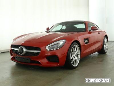 gebraucht Mercedes AMG GT (Navi LED Leder Klima Einparkhilfe)