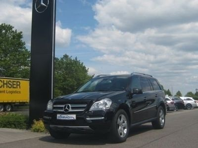 gebraucht Mercedes GL350 CDI DPF 4Matic Fond Entertainment SD ILS