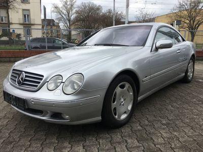 gebraucht Mercedes 600 CL-CoupeExclusive Voll...