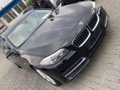 gebraucht BMW 518 518 Schwarzer 5er (F10) D