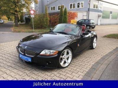 gebraucht BMW Z4 Roadster 3.0i, AC SCHNITZER,Scheckheft,Fz-Nr3