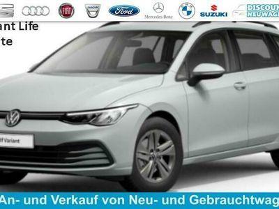 gebraucht VW Golf Variant 8 Life 2.0 TDi 115 PS DSG, 5 Jahre Garantie, LED, Sitzheizung, Lenkrad beheizbar, App-Connect, Alarmanlage, Radio DAB+, ACC..