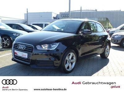 gebraucht Audi A1 1.6TDI EU6 Design S tronic *GRA*KLIMA*SHZ*