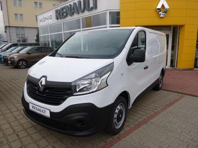 used Renault Trafic Lkw Komfort L1H1 2,7t dCi 90