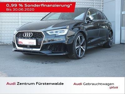 gebraucht Audi RS3 Sportback 2.5TFSI q.LEDER LED ASSISTENZSYSTEME