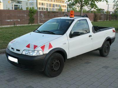 gebraucht Fiat Strada 1.9 JTD Kurze Kabine