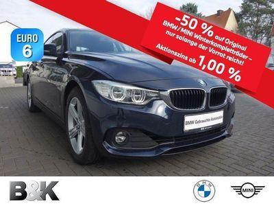 gebraucht BMW 430 Gran Coupé i Advantage HeadUP,Navigation,
