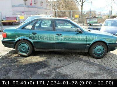 gebraucht Audi 80 B4 2.0 90 PS Limousine