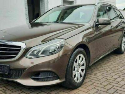 gebraucht Mercedes 250 E -KlasseCDI BlueTEC Mod 2016 9G Tronic