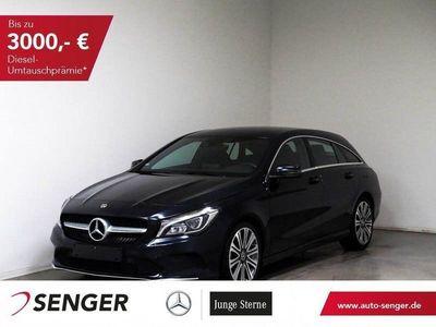 gebraucht Mercedes CLA180 Shooting Brake URBAN+BUSINESS+LED+LICHT-SICHT+NAVI