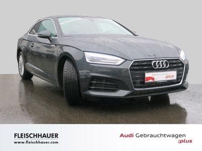 gebraucht Audi A5 Coupe 2.0 TFSI Leder Navi Xenonscheinwerfer