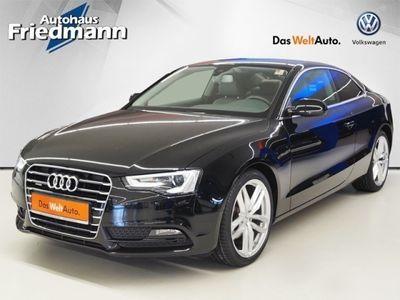 gebraucht Audi A5 Coupé 2,0 TDI quattro EUR6 ACC/Navi/Xen/Leder