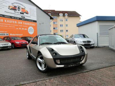 gebraucht Smart Roadster Coupé 0.7 T Automatik/Klima/SHZ/Sport