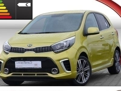 used Kia Picanto 1.0 T-GDI GT-Line + Navigation Technologie-Paket