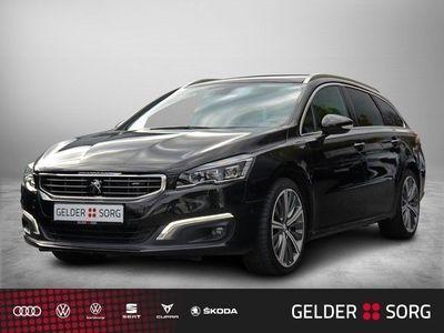gebraucht Peugeot 508 SW 2.0 BlueHDI GT *Navi*HeadUp*LED* Navi Panorama GRA LM