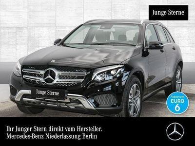 gebraucht Mercedes GLC250 4M LED Navi PTS Easy-Pack 9G Sitzh Chromp