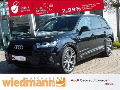 gebraucht Audi Q7 S line 50 TDI quattro 210 kW tiptronic
