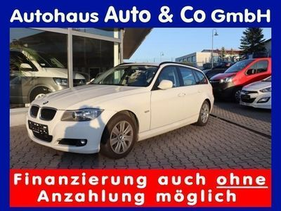 gebraucht BMW 318 d Touring Xenon Tempomat Klima
