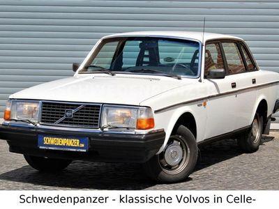 gebraucht Volvo 244 *B23A-Motor*M47-Getriebe*Schwedenpanzer*