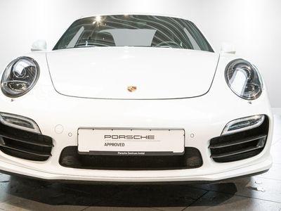 gebraucht Porsche 991 (911) Turbo | Schiebedach |