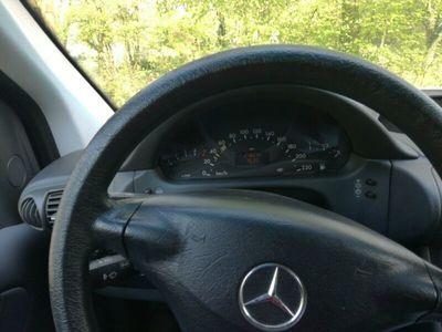 używany Mercedes Vaneo CDI 1.7 Trend