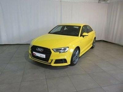 gebraucht Audi A3 Limousine Sport 1.5 TFSI S line-Ext/LED/Nav