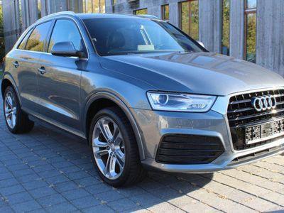 gebraucht Audi Q3 2.0 TFSI quattro 36.000 km Panorama