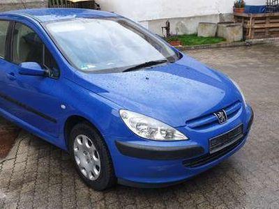 gebraucht Peugeot 307 1.6 keine 120.000 km gelaufen