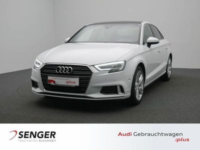 gebraucht Audi A3 Limousine 2.0 TDI Sport *LED*KAMERA*PANORAMA*