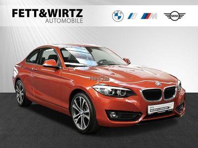 gebraucht BMW 220 i Coupe Adv NaviProf PA