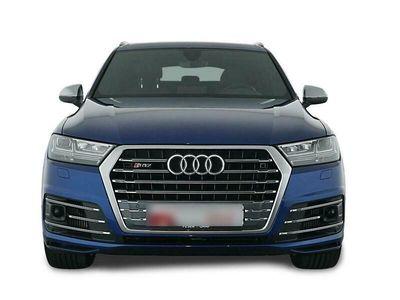 gebraucht Audi SQ7 4.0 TDI qu.tiptronic LED+Luft-/air+Stdhz.+21