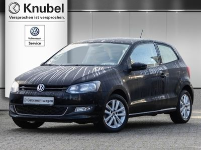gebraucht VW Polo Style 1.4 DSG Klima Sitzh. Alu