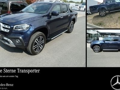 gebraucht Mercedes X250 POWER ED. 4 M LED LEDER 360°K. STYLING-BAR
