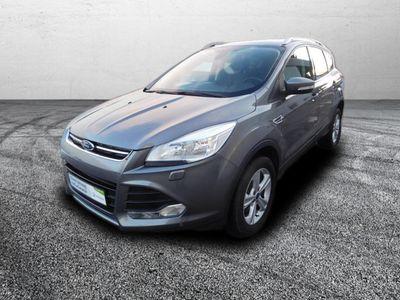 gebraucht Ford Kuga 1.6 EcoBoost Titanium 4x4 Bluetooth Klima