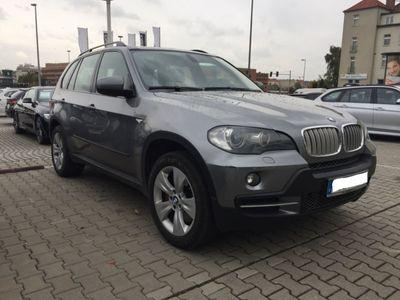 gebraucht BMW X5 xDrive35d TOP gepflegt, Leder, Navi