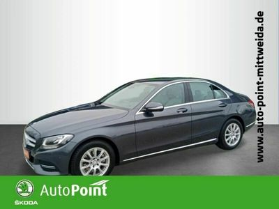 gebraucht Mercedes C200 TRONIC Avantgarde
