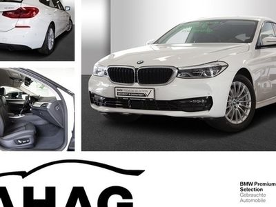 gebraucht BMW 630 d xDrive A Gran Turismo Sport Line