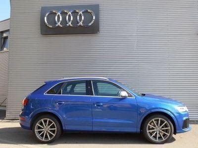 gebraucht Audi RS Q3 2.5 TFSI quattro S-tronic S-line LED/AHK/NAVI